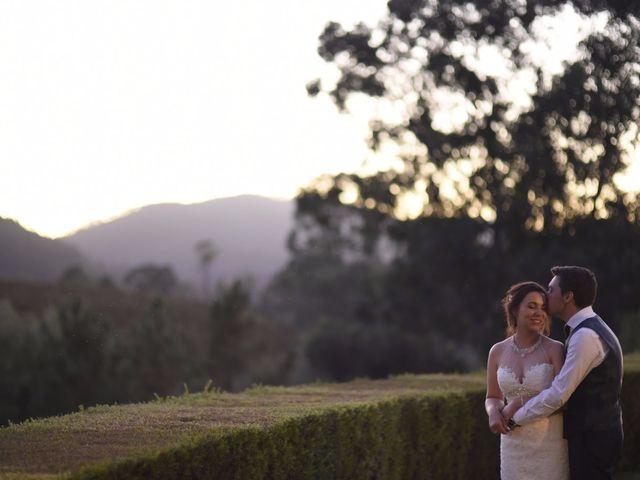 O casamento de Milton e Vera em Sobrosa, Paredes 1