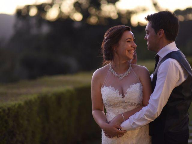 O casamento de Milton e Vera em Sobrosa, Paredes 2