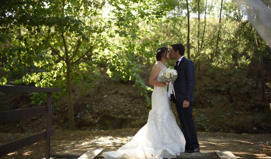 O casamento de Milton e Vera em Sobrosa, Paredes