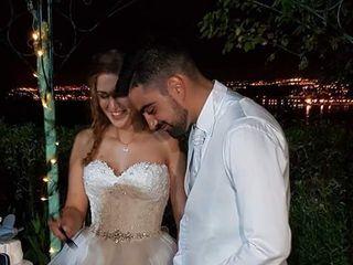 O casamento de Vanessa  e João 1