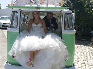 O casamento de Vanessa  e João