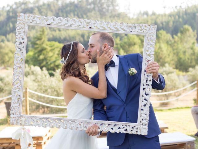 O casamento de Kelly e Alexandre