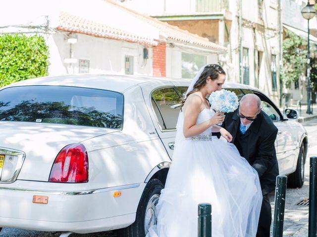 O casamento de Fábio e Filipa em Vale de Lobos, Sintra 51