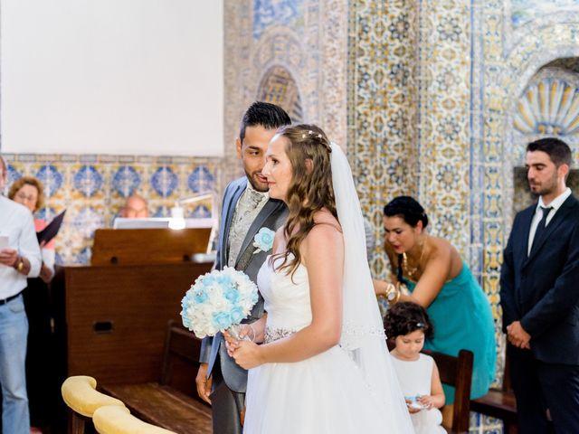 O casamento de Fábio e Filipa em Vale de Lobos, Sintra 56