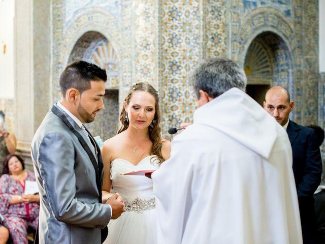 O casamento de Fábio e Filipa em Vale de Lobos, Sintra 57