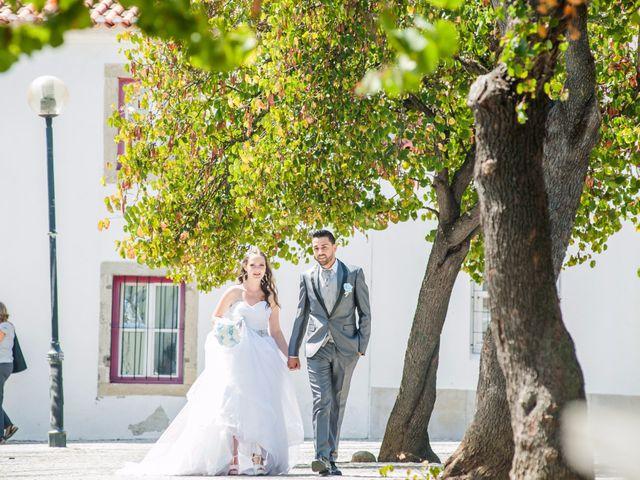 O casamento de Fábio e Filipa em Vale de Lobos, Sintra 1