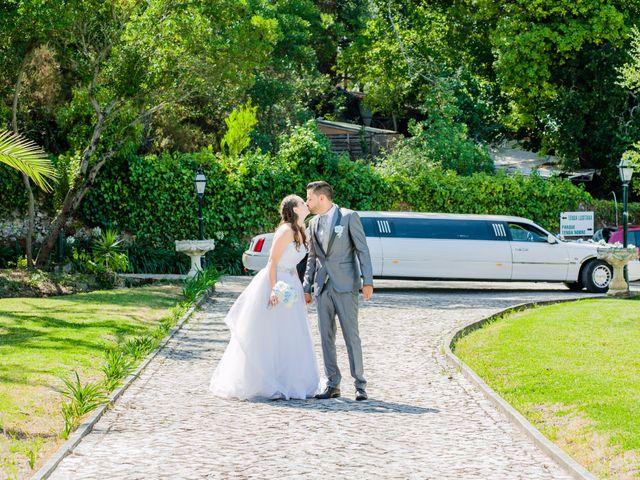 O casamento de Fábio e Filipa em Vale de Lobos, Sintra 2