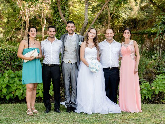O casamento de Fábio e Filipa em Vale de Lobos, Sintra 90