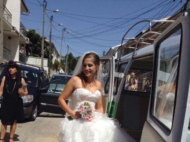 O casamento de João e Vanessa  em Almada, Almada 16