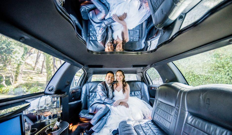 O casamento de Fábio e Filipa em Vale de Lobos, Sintra