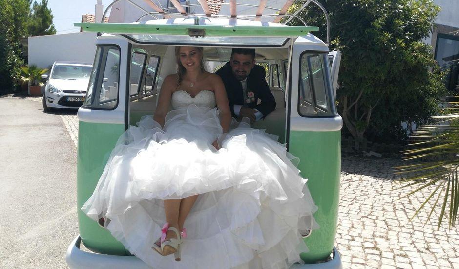 O casamento de João e Vanessa  em Almada, Almada