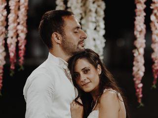 O casamento de Julie e Lionel