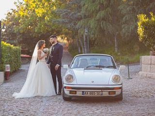 O casamento de Vânia e Pedro