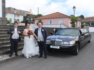 O casamento de Cristina  e Paulo 1