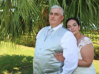 O casamento de Cristina  e Paulo