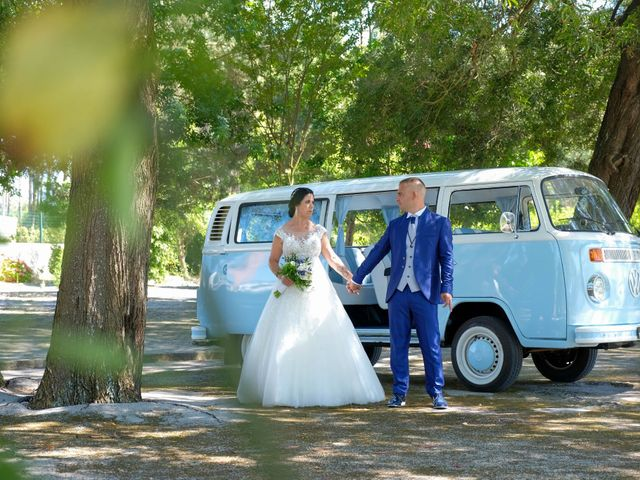 O casamento de Elisabete e Paulo