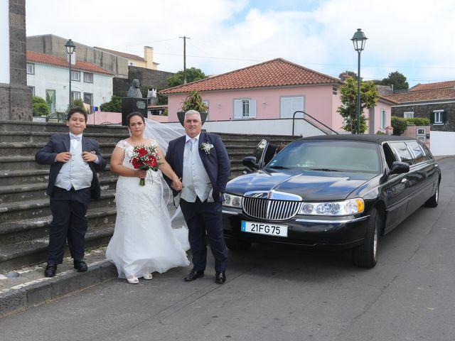 O casamento de Paulo e Cristina  em Ponta Delgada, São Miguel 1