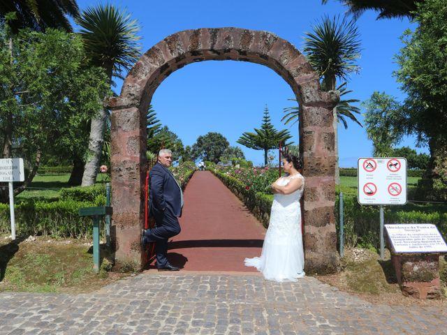 O casamento de Paulo e Cristina  em Ponta Delgada, São Miguel 6