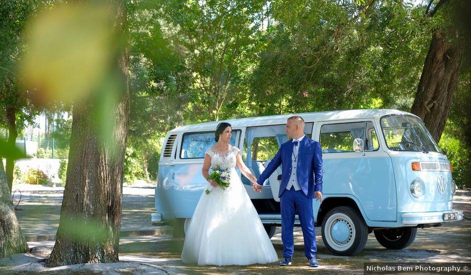 O casamento de Paulo e Elisabete em Burinhosa, Alcobaça