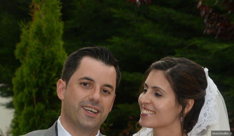 O casamento de Bruno e Catarina em Boleiros, Ourém