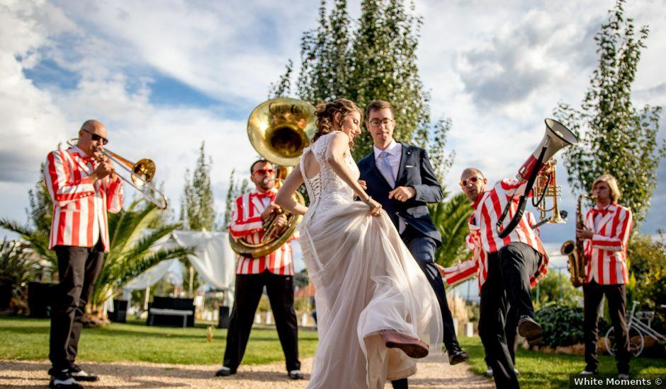 O casamento de Miguel e Maria em Vila Franca de Xira, Vila Franca de Xira
