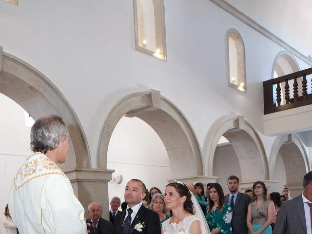 O casamento de André e Rute em Marteleira, Lourinhã 14