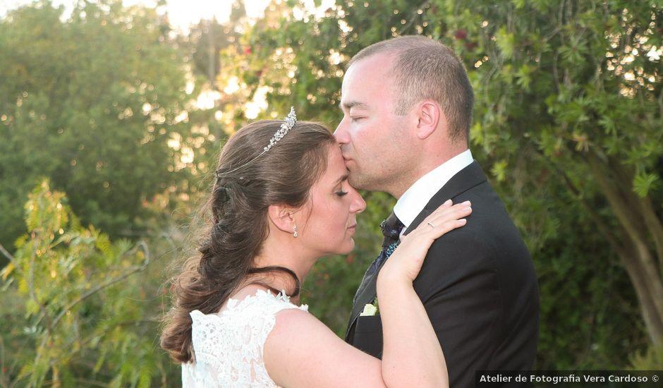 O casamento de André e Rute em Marteleira, Lourinhã