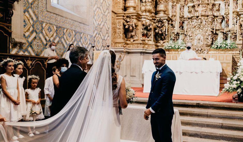 O casamento de Ricardo Silva e Ana Pinto em Grijó, Vila Nova de Gaia