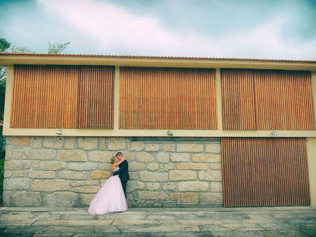 O casamento de Gisela e Jorge