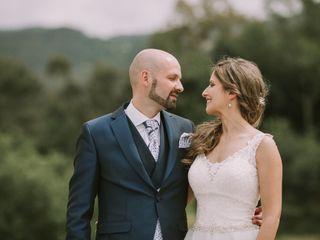 O casamento de Estrela e Toni