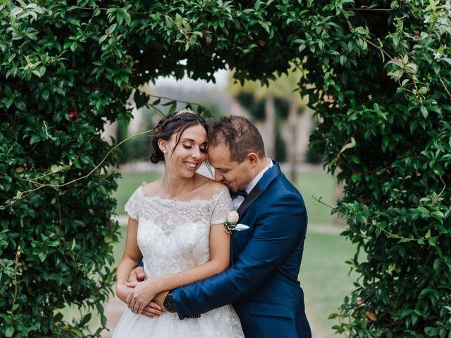 O casamento de Cátia e Freddy