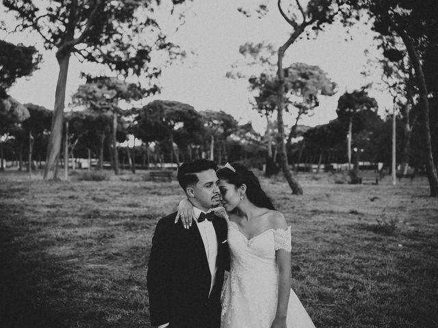 O casamento de Natalia e Pedro