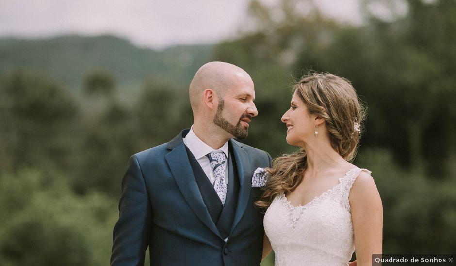 O casamento de Toni e Estrela em Arcozelo das Maias, Oliveira de Frades