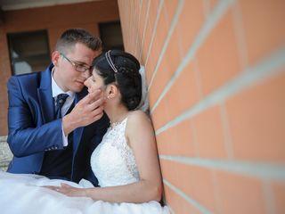 O casamento de Sara e Micael