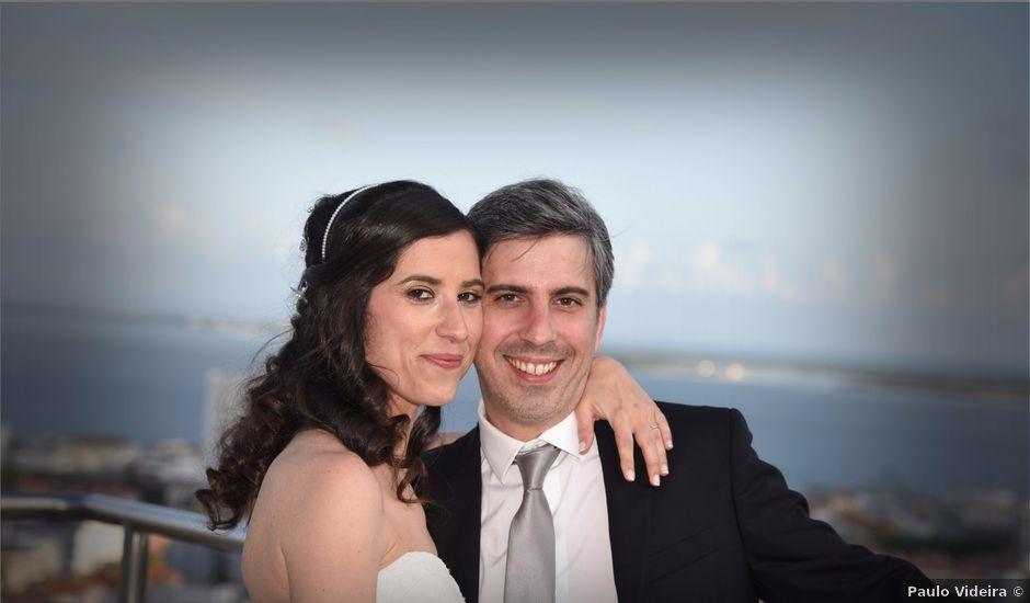 O casamento de André e Ana em Setúbal, Setúbal (Concelho)