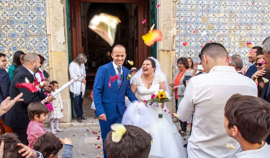 O casamento de Luís e Débora em Seixal, Seixal