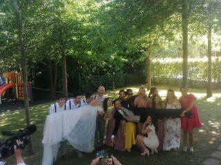 O casamento de Daniela e Emanuel