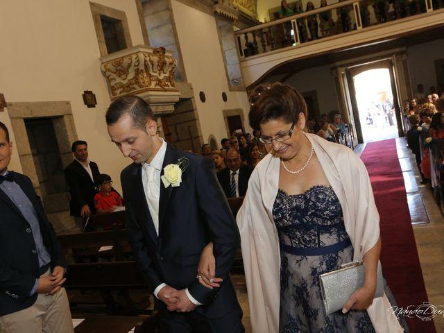 O casamento de Jorge e Daniela em Tendais, Cinfães 15