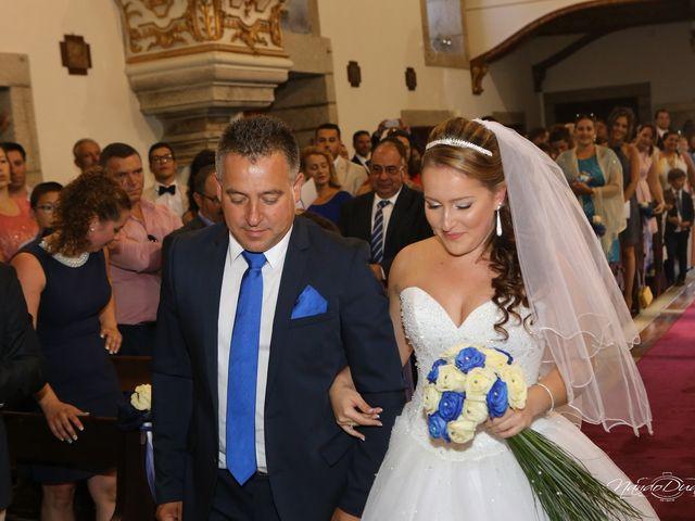O casamento de Jorge e Daniela em Tendais, Cinfães 18