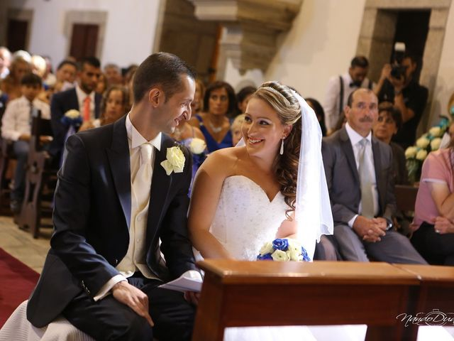 O casamento de Jorge e Daniela em Tendais, Cinfães 19