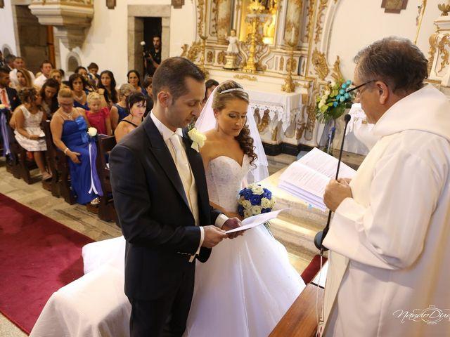 O casamento de Jorge e Daniela em Tendais, Cinfães 20