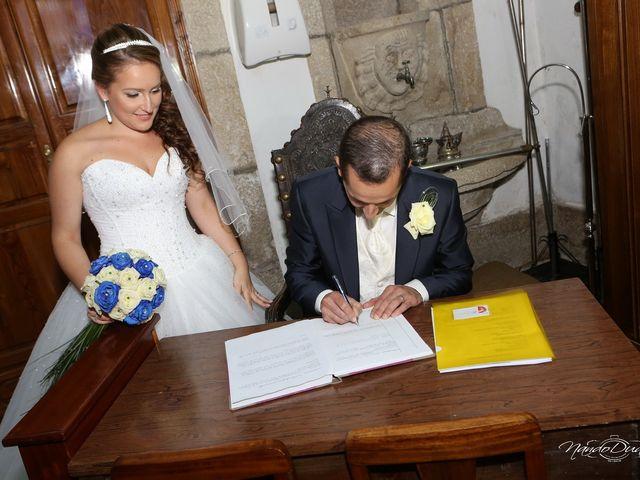 O casamento de Jorge e Daniela em Tendais, Cinfães 25
