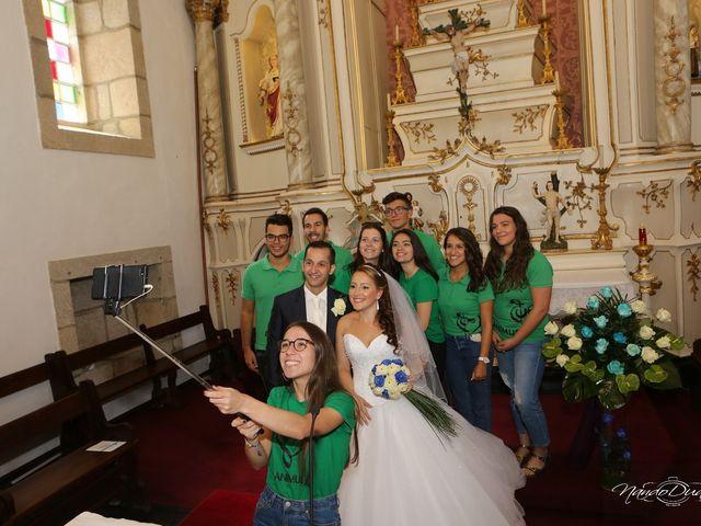 O casamento de Jorge e Daniela em Tendais, Cinfães 27