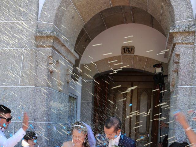 O casamento de Jorge e Daniela em Tendais, Cinfães 30