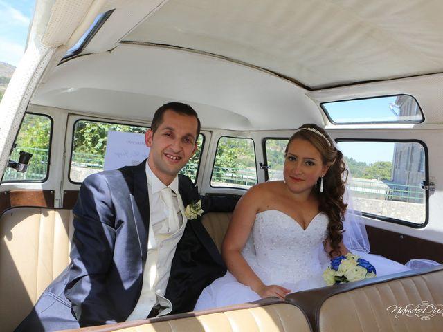 O casamento de Jorge e Daniela em Tendais, Cinfães 34