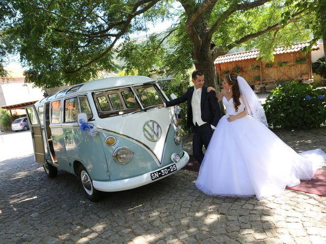 O casamento de Jorge e Daniela em Tendais, Cinfães 66