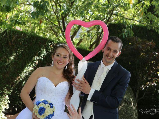 O casamento de Jorge e Daniela em Tendais, Cinfães 67