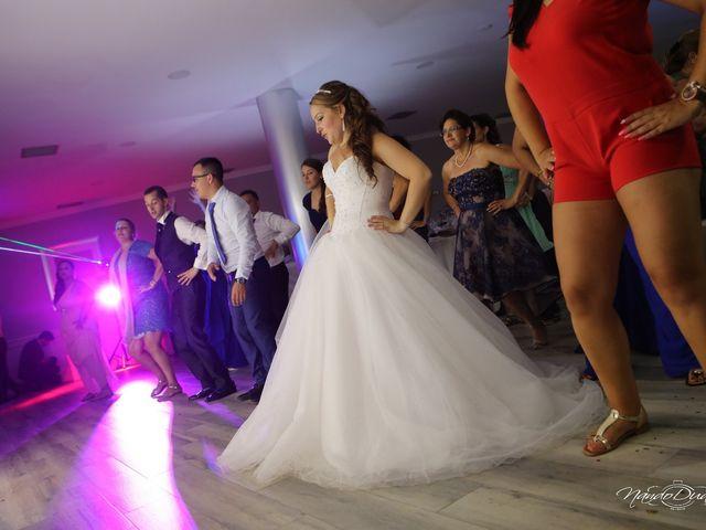 O casamento de Jorge e Daniela em Tendais, Cinfães 89