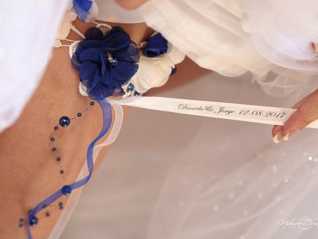 O casamento de Jorge e Daniela em Tendais, Cinfães 115