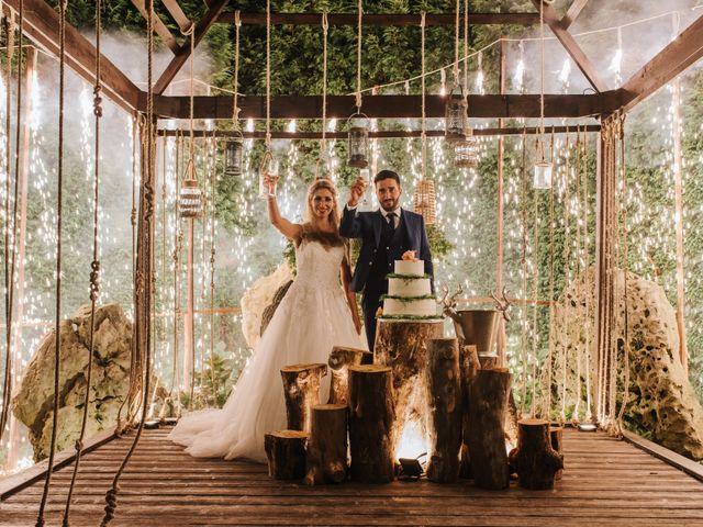 O casamento de Cristina e Ivan
